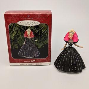 Hallmark Keepsake 1998 Holiday Barbie Ornament
